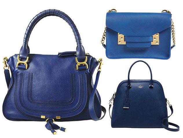 Trending Blue Hued Bags Nashville Lifestyles