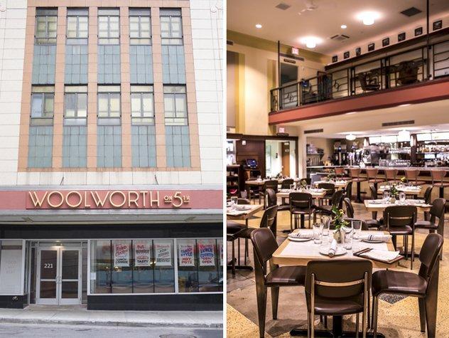 Woolworth on 5th - Nashville Lifestyles