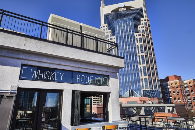 1. Dierks Bentley's Whiskey Row Nashville