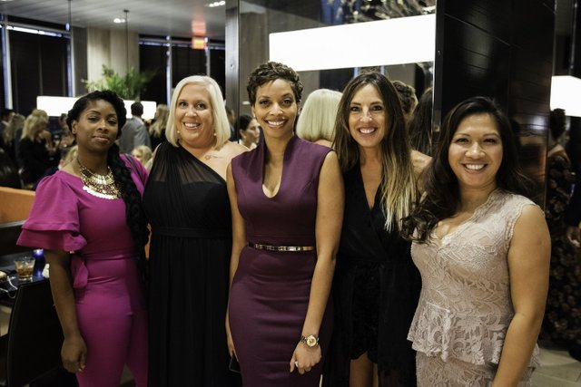Diamond Taylor, Lisa Woodard, Robin Hobbs, Julie Smith and Latda Vaughan.jpg