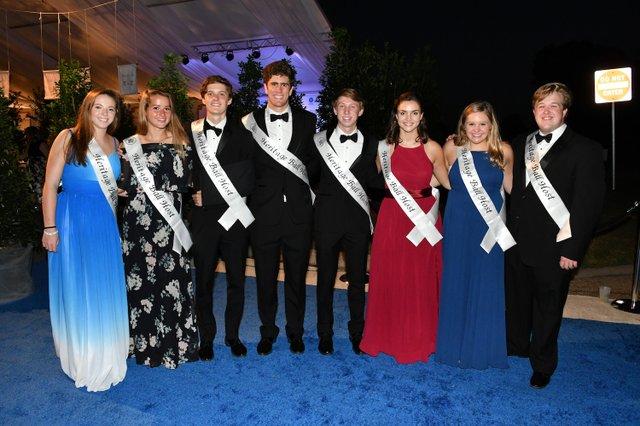 BGA students Reagan Desoto, Anna Quinn French, Fletcher Daniel, Eli Mayberry, Whitt McDaniel, Laura Abbott, Avery Witt and Bennett Kesler.JPG