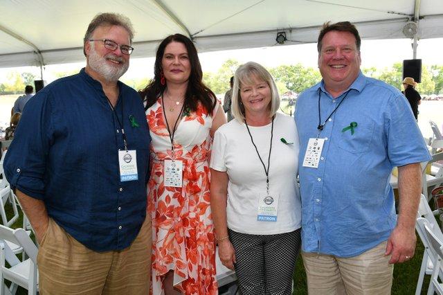 Andy & Yvette Meldrum and Vivian and David Garrett.JPG
