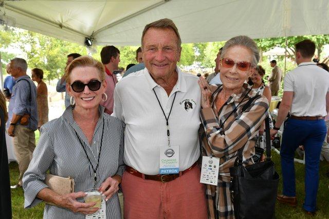 Gwen Bond, Bill Andrews and Clare Armistead.JPG