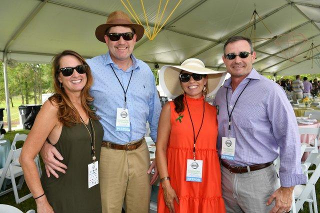 Lori Harris, Ed Qualles, Kim & Chris Reeves.JPG