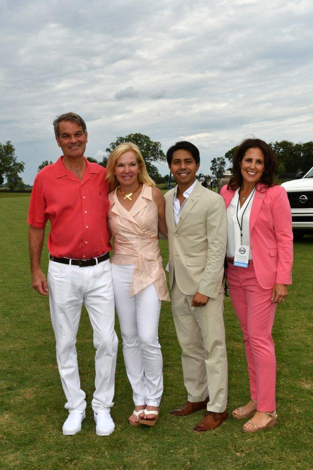 Orrin & Lee Ann Ingram, Matt Paco and Nina Lindley.JPG