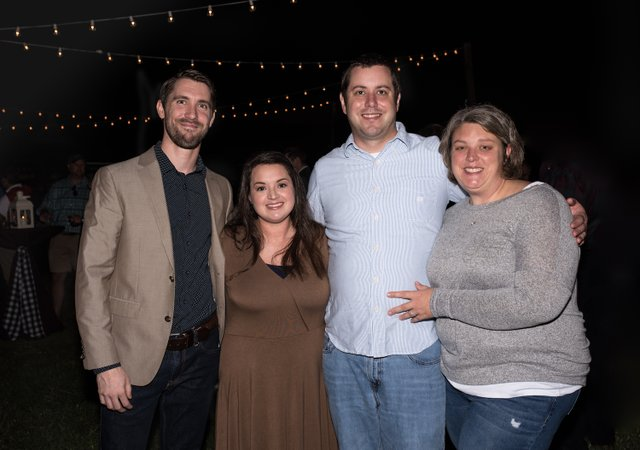 Jason and Danielle Hill, Greg and Amanda Easton.jpg