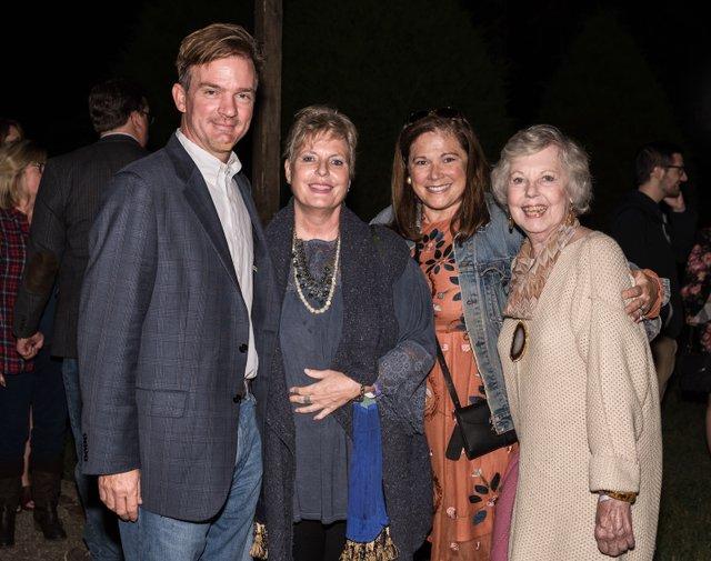 Jon McPeak, Pam Lewis, Laurie McPeak and Joan Lewis.jpg