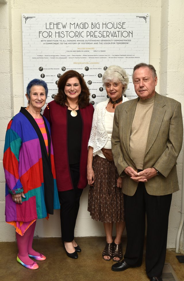 Emily Magid, Bari Beasley, Marilyn and Calvin LeHew5.JPG
