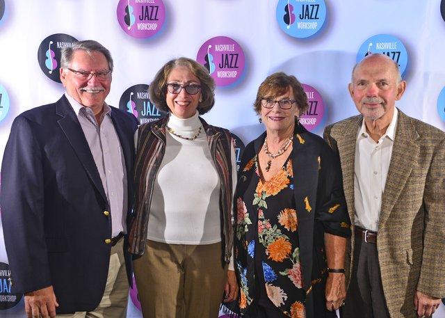 Bill Sinclair, Eileen Beehan, Molly and Richard Schneider.jpg