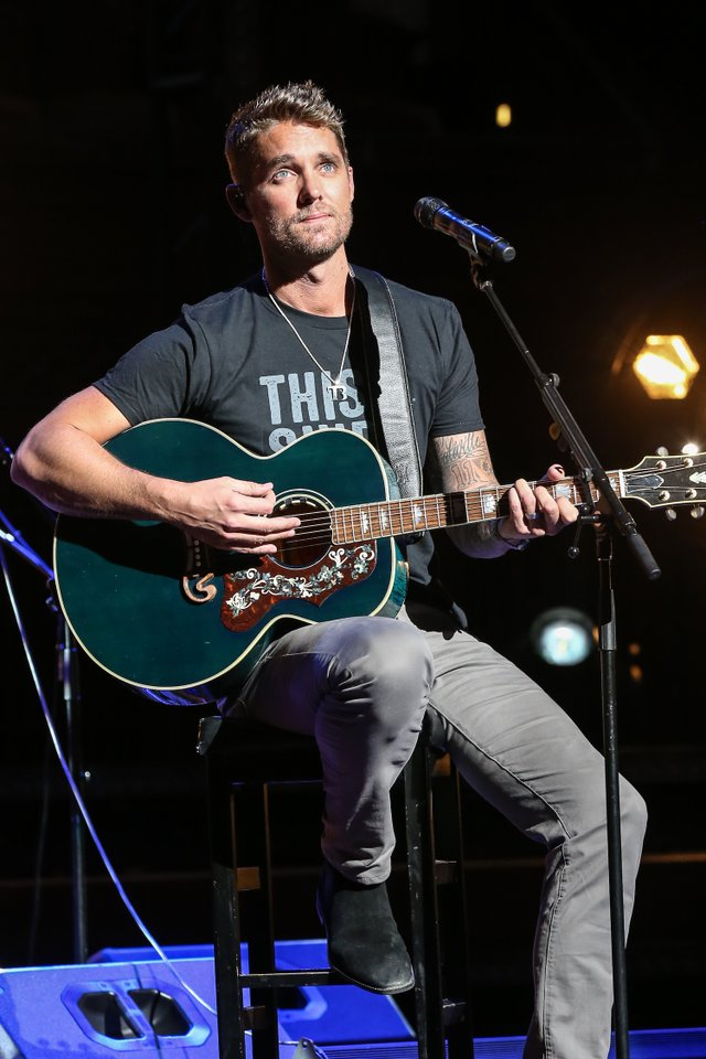 Brett Young performs at This Show Saves Lives benefitting St. Jude Children's Research Hospital.jpg