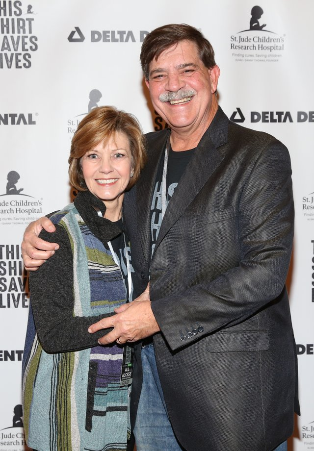 Dr. Phil Wenk, Delta Dental of Tennessee, and wife Brenda Wenk, .jpg