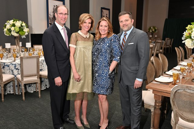 1- Alec and Kathleen Estes, Susanne and Thomas Cato.JPG