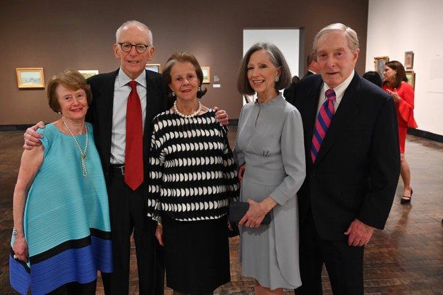 8 - Jan and Steve Riven, Annette Eskind, Susan Edwards and Tommy Frist.JPG