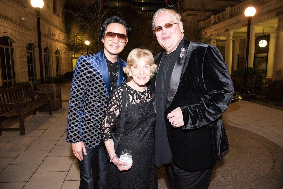 Newman Arndt, Judith Simmons, Johnathon Arndt.jpg