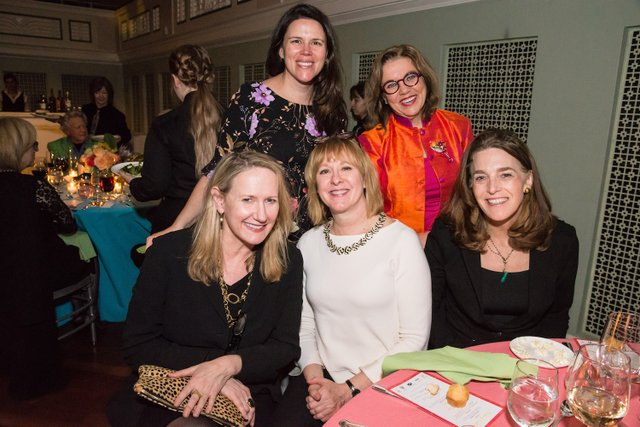 T- Jennifer Carlat, Anna Page, B- Bonnie Dow, Tamara Hart, Carolyn Schott.jpg