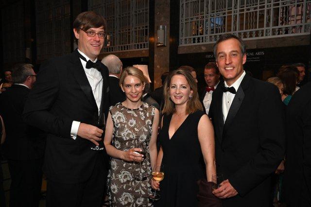 11 - John and Pamela Brunger, Lauren and Mark Brueggen.JPG