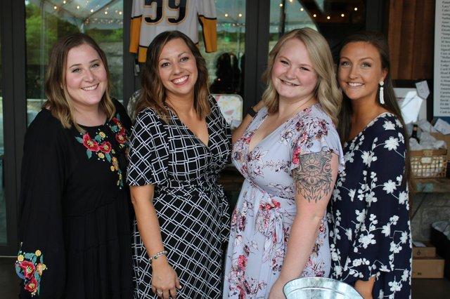 Carly Schroer, Megan Plagman, Rachel Watson and Sarah Pouliot.JPG
