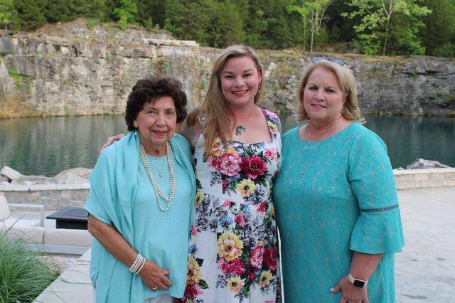 Jane, Bryana and Marcia Franks.JPG