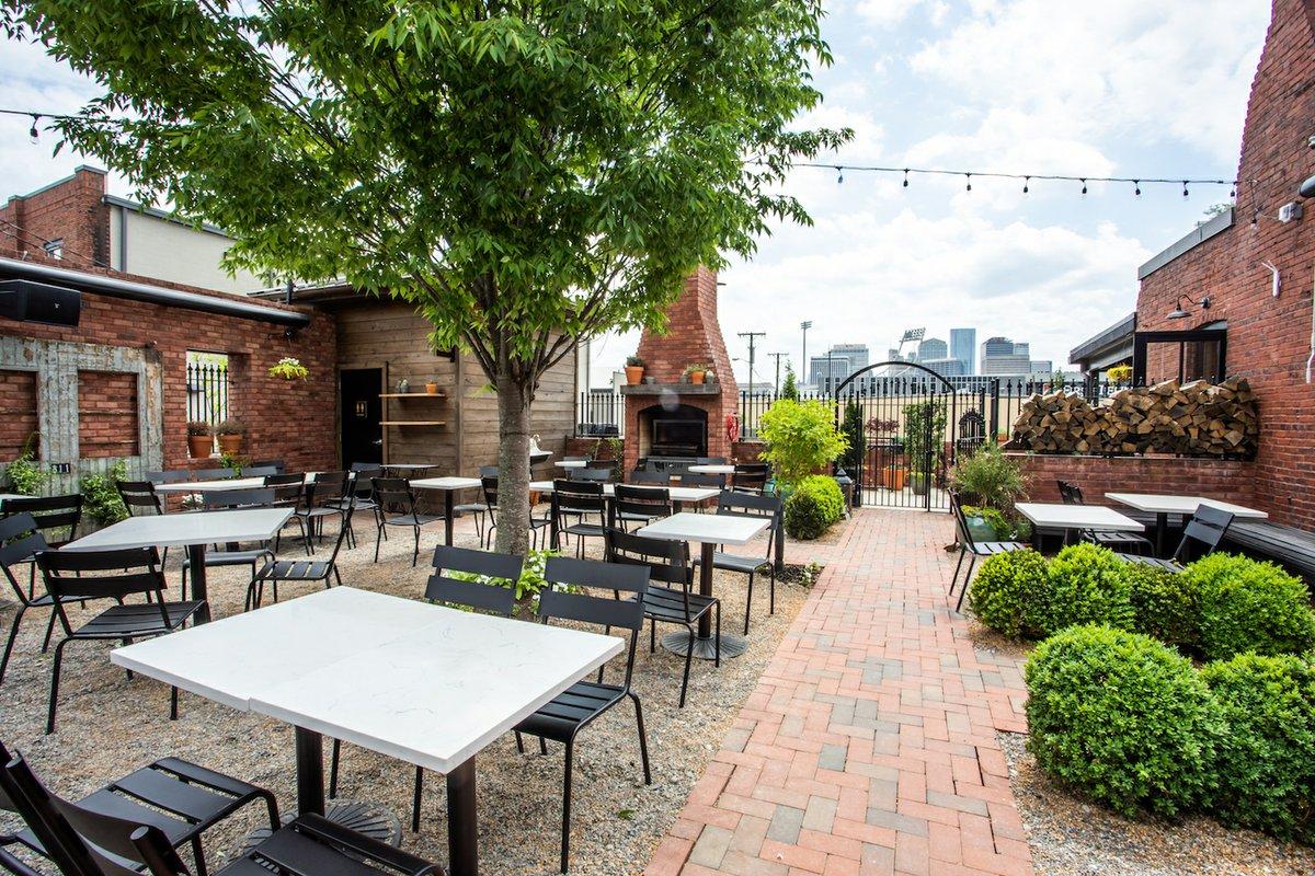 Nashville's Best Patios: Germantown