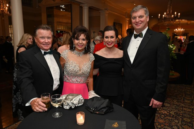 Harold and Becky Jordan, Brittany and William Haugh.JPG