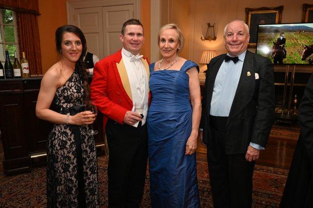 Sarah and Josh Hoos, Patricia Kryder and Lowry Watkins Jr..JPG