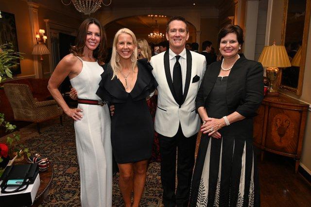 Stephanie Maxwell, Bridget Williams, Matthew Cottrell and Lisa Campbell.JPG