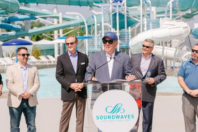 SoundWaves Outdoor Ribbon Cutting Ceremony , Colin Reed.150.jpg