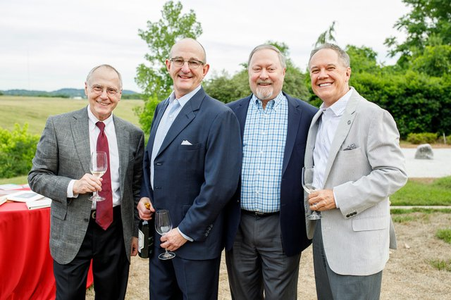 John Huff, Tom Black, Terry Murray, Mark Whaley.jpg