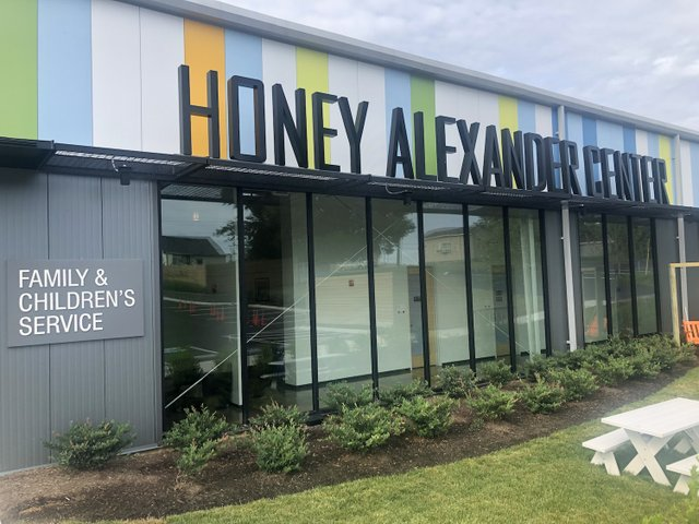 Exterior of Honey Alexander Center.jpeg