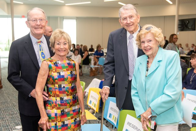 Sen. Lamar Alexander, Honey Alexander, Gov. Winfield Dunn, Betty Dunn.jpg