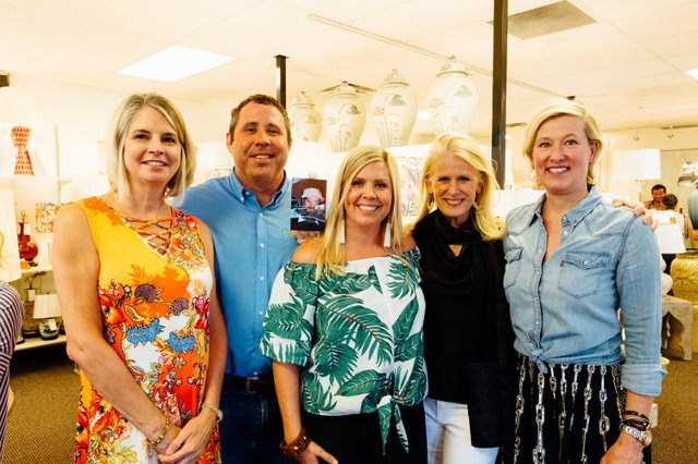 Cindy Stanley, Johnny and Jessica Rich, Catherine Snow, Shayne Bergien.JPG
