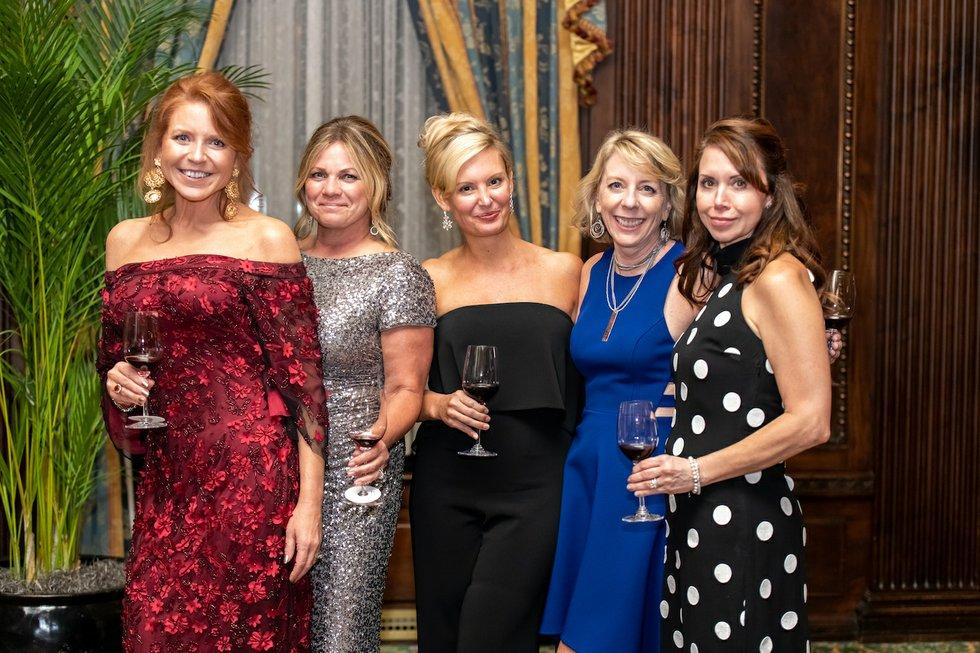 Amy Atkinson; Lisa Maki; Rahel Klapheke-Sloan; Christie Wilson; Denise Cummins.jpg