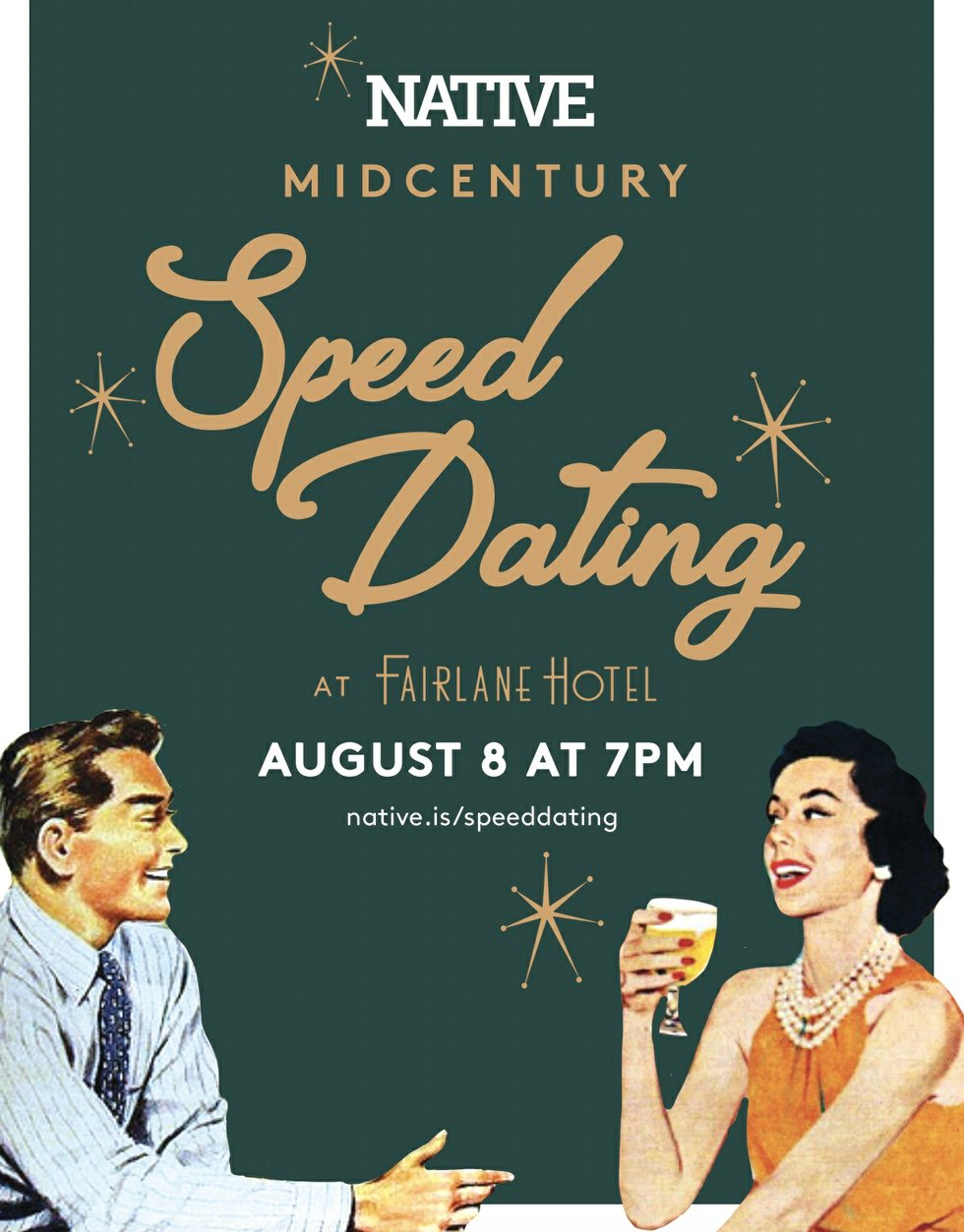Naftville speed dating