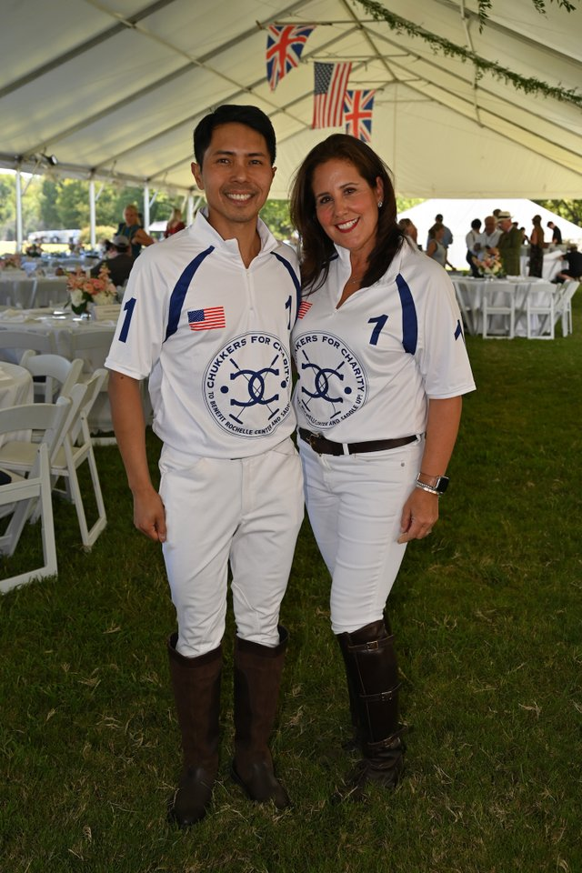 Co- Chairs Nina Lindley and Matt Paco.JPG