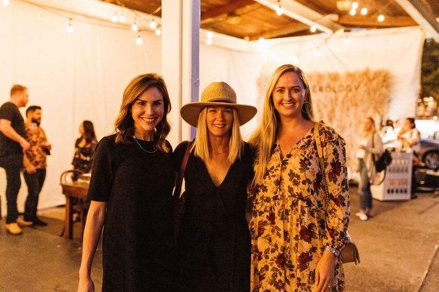 Mary Hollis Huddleston, Carrie Brock, Molly Sohr.jpg
