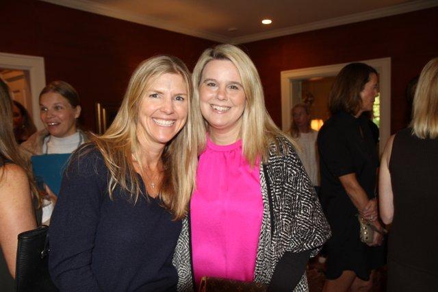 Melanie Jeansonne and Amy Liz Riddick.JPG