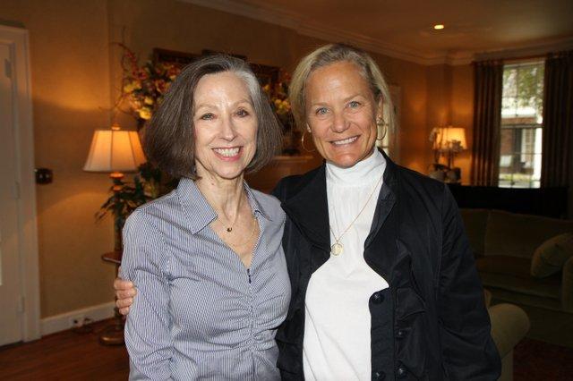 Susan Edwards, Daphne Butler.JPG