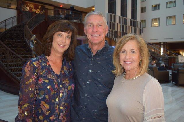 Lynn & Steven Crider, Melody Cates.JPG
