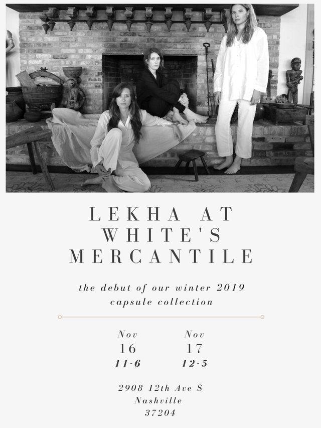 LEKHA AT WHITE'S MERCANTILE(2).jpg