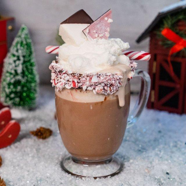 Mocha Mint Spiked Hot Chocolate_Credit Von Elrod's Beer Hall & Kitchen 3.jpg
