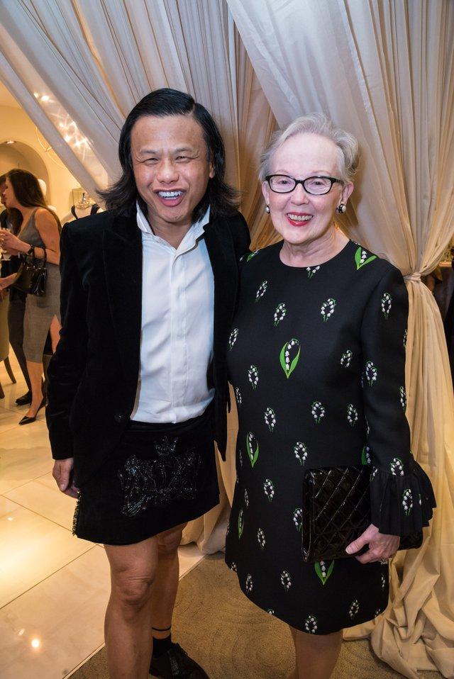 Designer Zang Toi, Honorary Chairmen Barbara Bovender.jpg