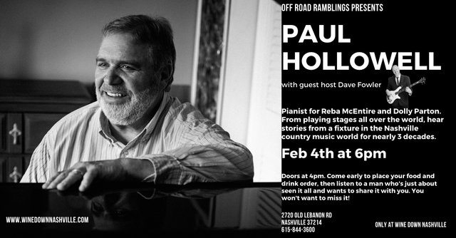 Paul Hollowell FB event.png