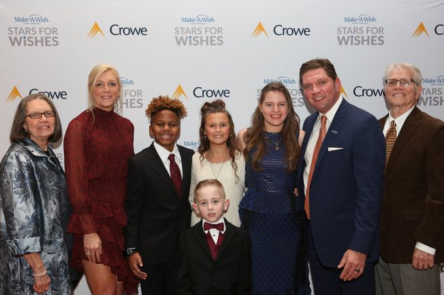 Hanback family with wish kids Kayden, Georiga, and Liam.JPG