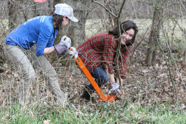 Weed Wrangle volunteers at The Land Trust for Tennessee's Glen Leven Farm.jpg