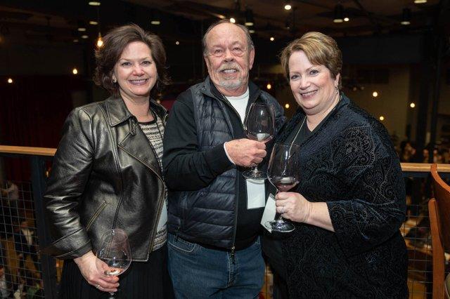 Tracey Jordan, Bob & Melanie Cansler.jpg