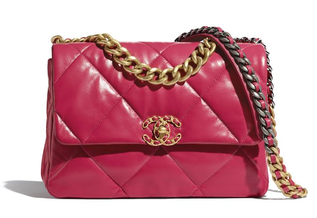 AS1161-B02875-N6511-The CHANEL 19 bag in dark pink leather.jpg