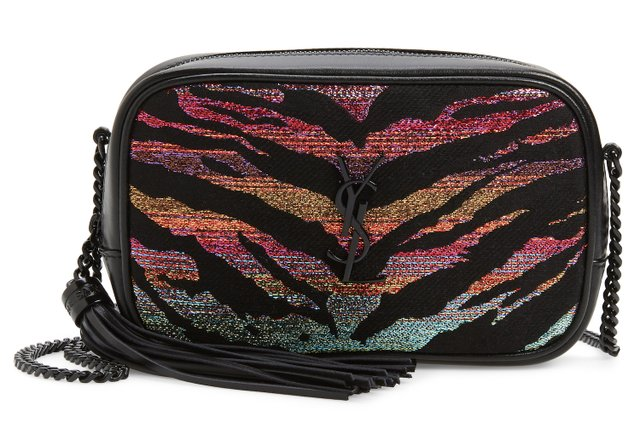 Saint Laurent_Mini Lou Tiger Stripe Camera Bag, $1,150.jpeg