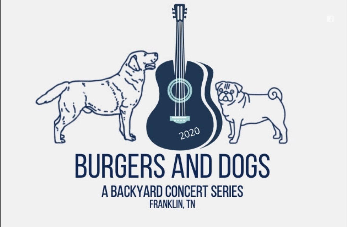 Burgers & Dogs: A (Socially Distanced) Backyard Concert ...