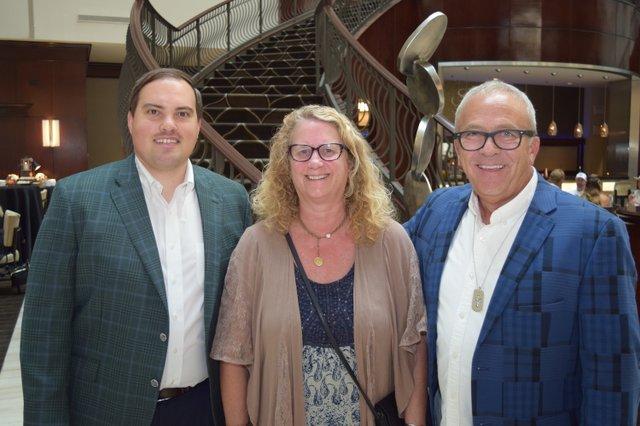 Committee Chair John Thackston, Committee members Debbie Carter and Joe Caudle.JPG