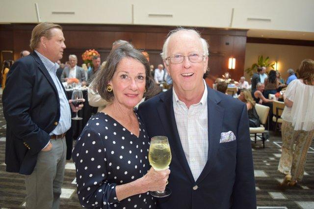 Pam Crichton, Board Member Rob Crichton.JPG